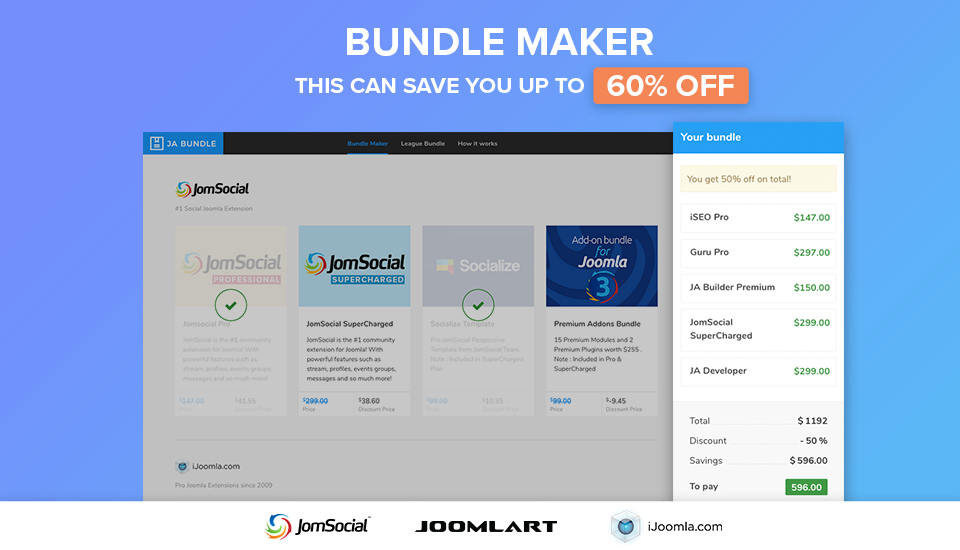 JA Bundle Maker