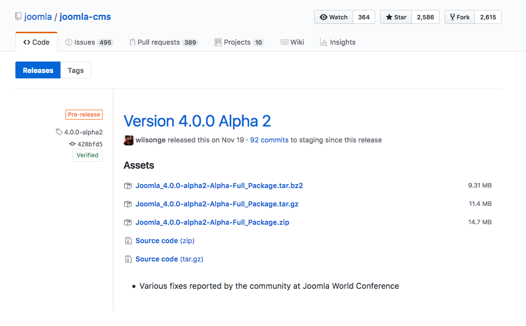 download joomla 4