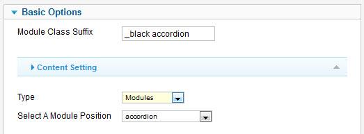 User Guide - JA Accordion module for Joomla 1 7 - JoomlArt