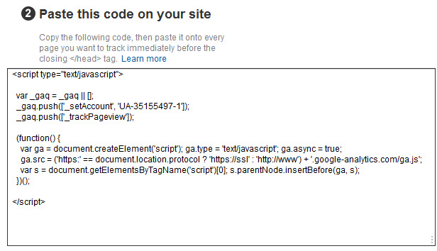 How to Install Google Analytics to T3 Templates - JoomlArt