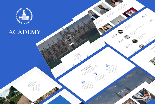 Education & University Joomla Template