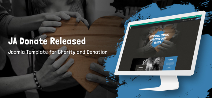 Feature | Review : Charity and donation Joomla