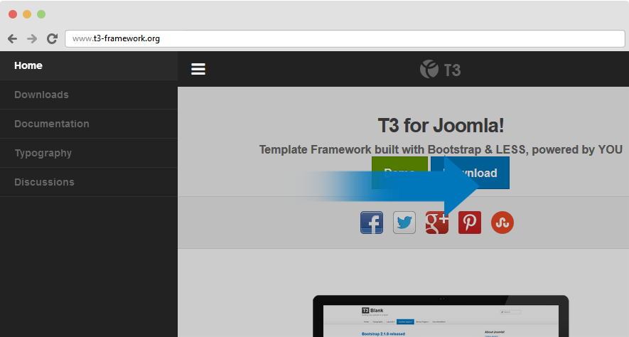 Frequent asked questions of T3 framework - T3 - Joomla Template