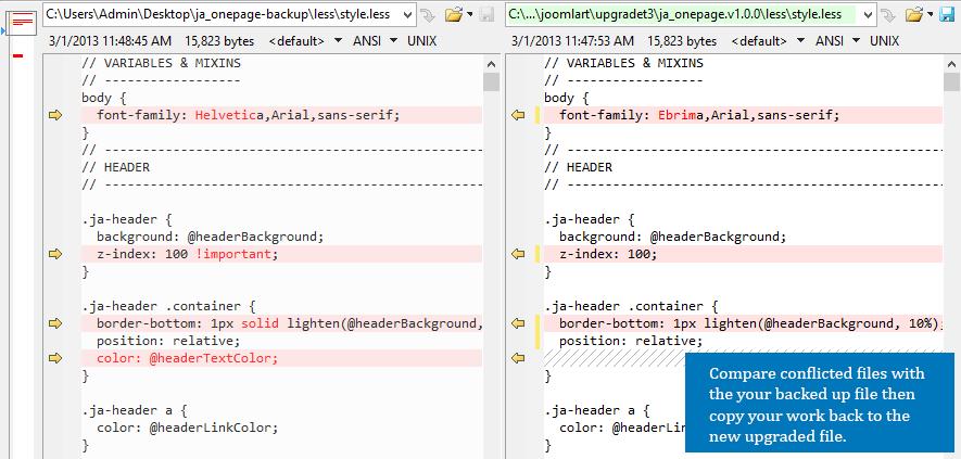 Documentation - T3 - Joomla Template Framework