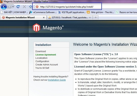 Magento Quickstart Installation guide | UberTheme