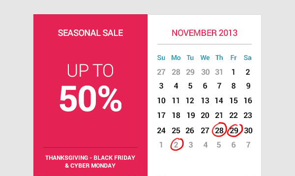 Seasonal SALE – crazy offers for JoomlArt addicts