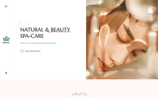 JA Spa joomla beauty spa template