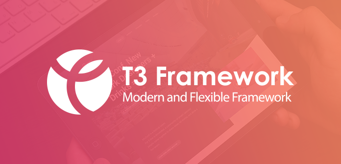 t3 framework with bootstrap 3
