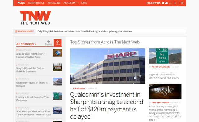 The Real Story Behind JA Argo Responsive Joomla Template - News website design template