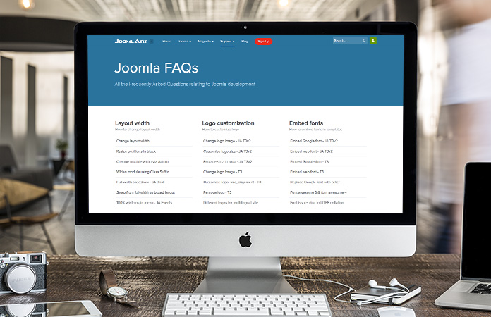 FAQs for Joomla Development