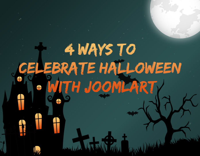 4 ways to celebrate Halloween 2014 with JoomlArt