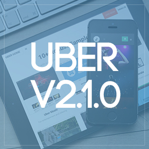 March review: Uber v2.1.0 All in one responsive Joomla template