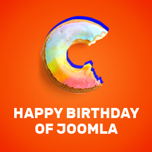 Happy Joomla 10th birthday!