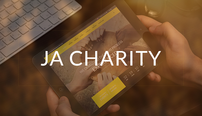 [Review] JA Charity - Responsive Joomla template for Churches & Charity