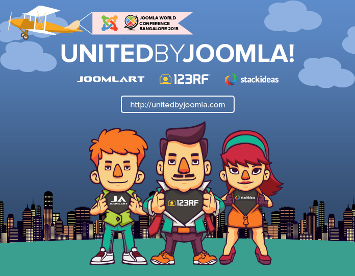 united by joomla