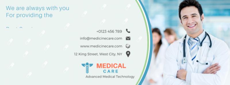 Medical Facebook Cover