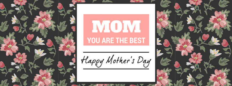 Mother S Day Cookbook Cover : Editable facebook covers for a business marketing