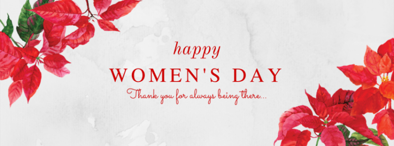 Woman's Day Facebook Cover