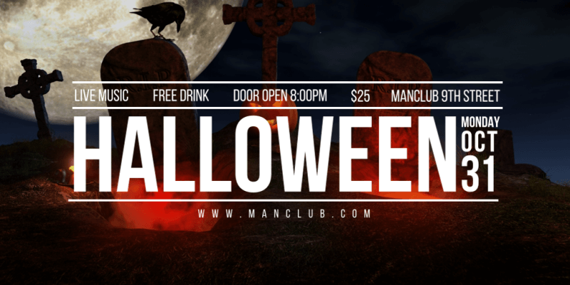 Halloween Twitter Post 3