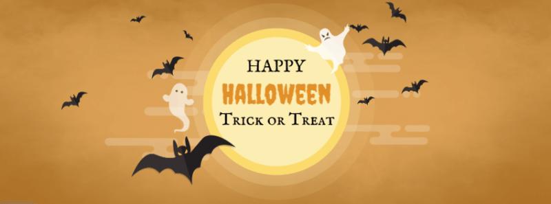 Halloween Facebook Cover 6