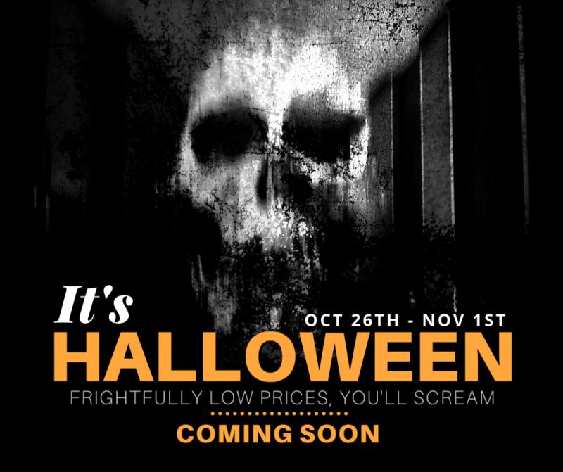 Halloween Facebook Post 1