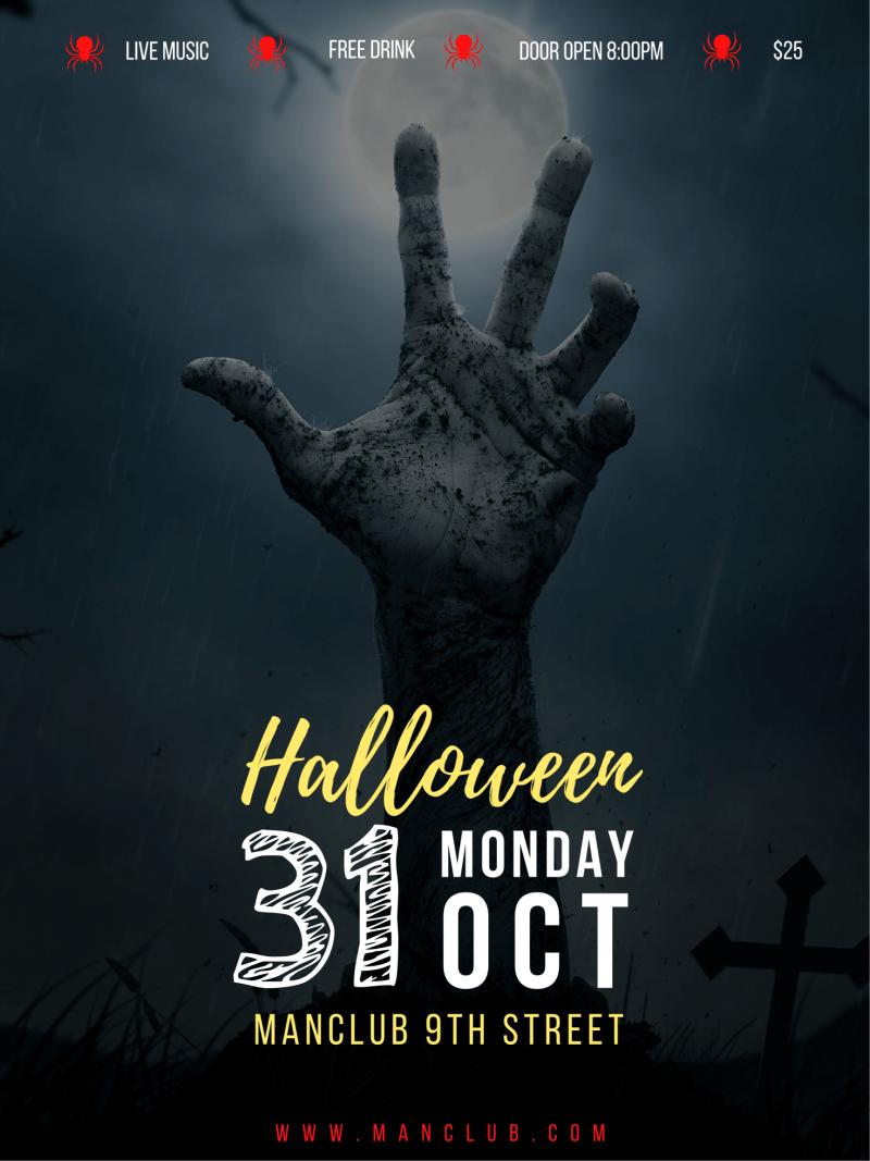 Halloween Poster 10
