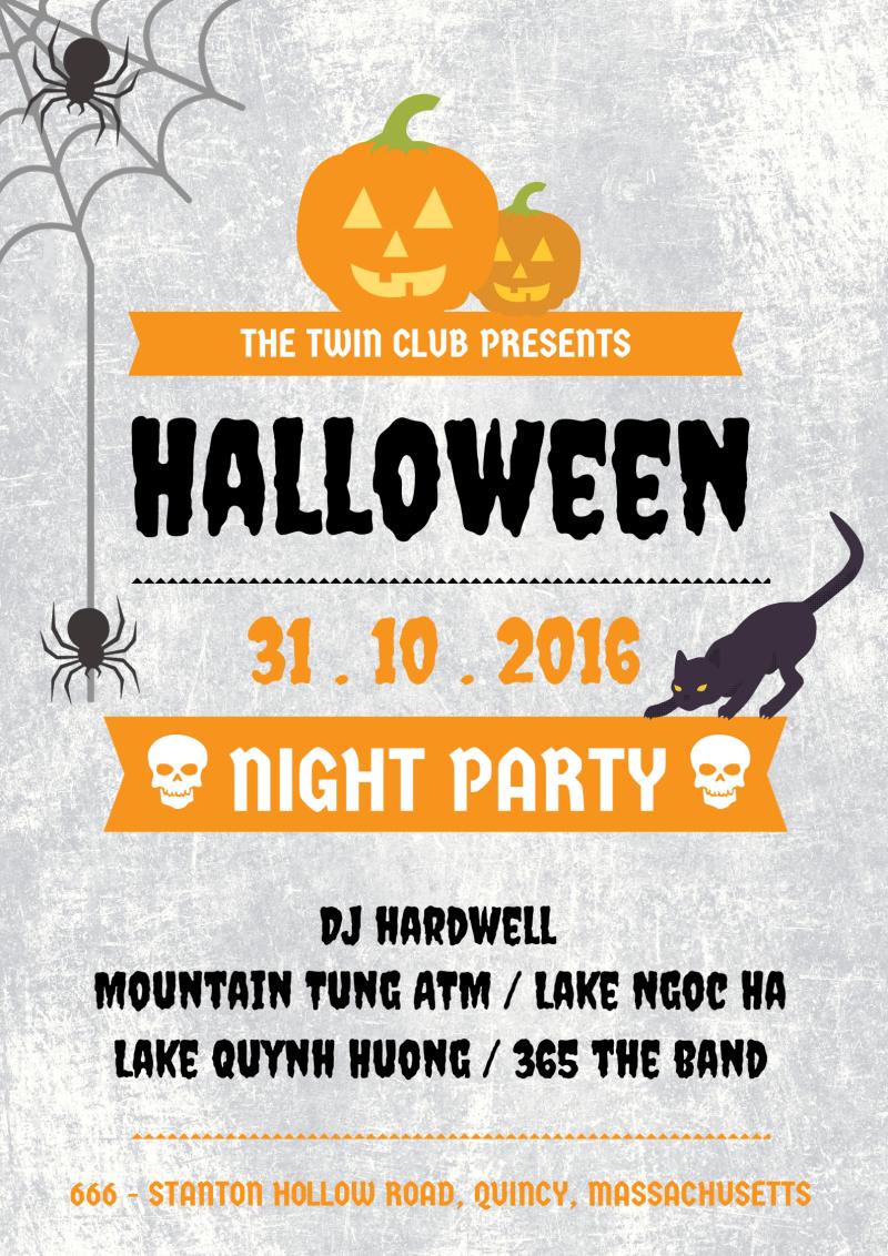 Halloween Poster 11