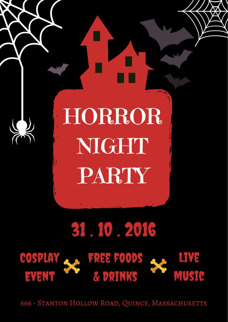 Halloween Poster 12