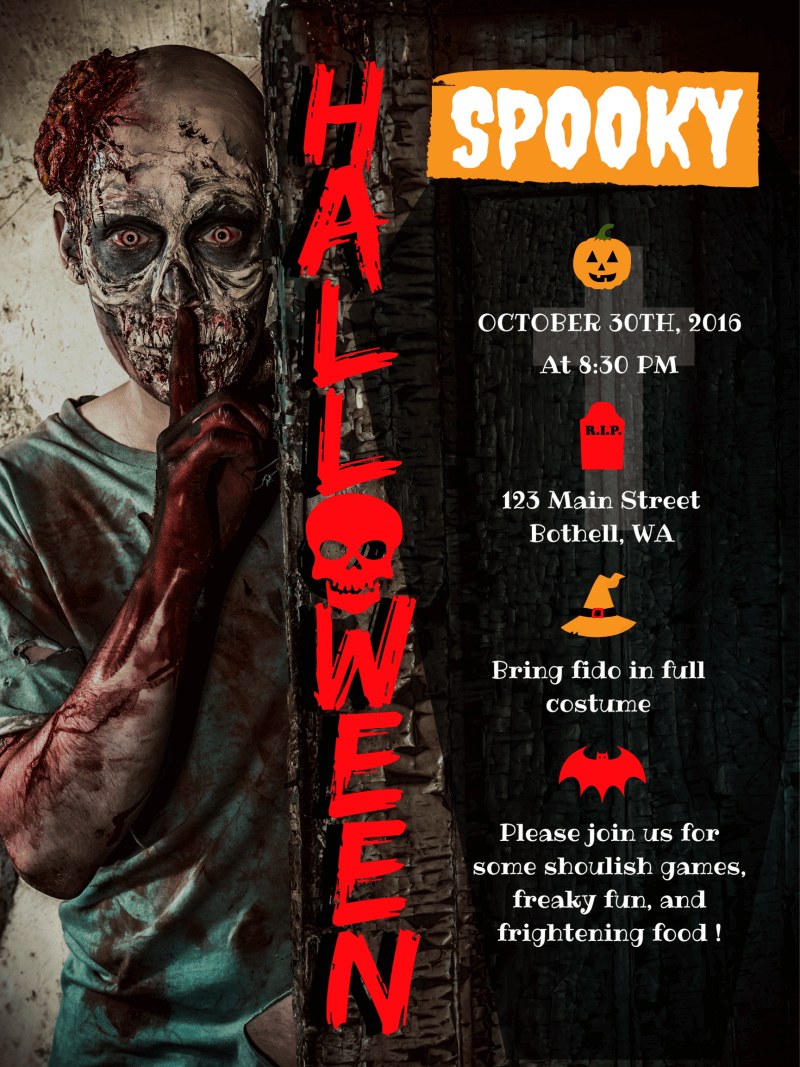 Halloween Poster 9