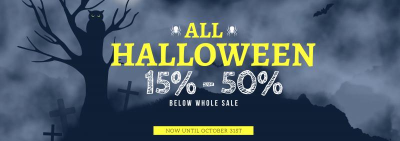 Halloween Tumblr Banner 1