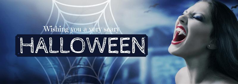 Halloween Tumblr Banner 2