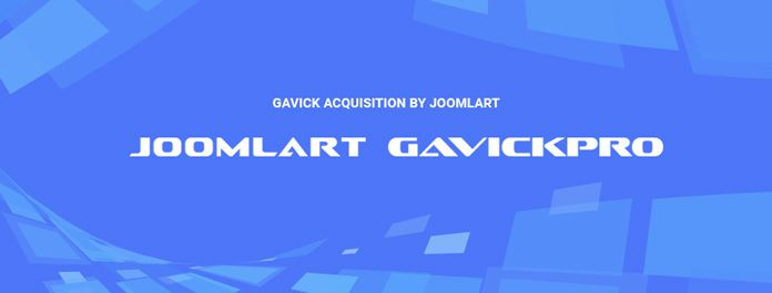 GavickPro acquired by JoomlArt