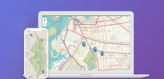 Responsive Open Street Map Joomla extension
