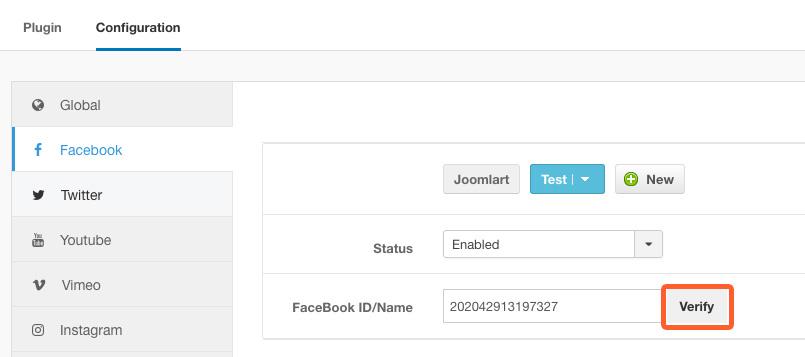 JA Social Feed - Joomla extension documentation | Joomla