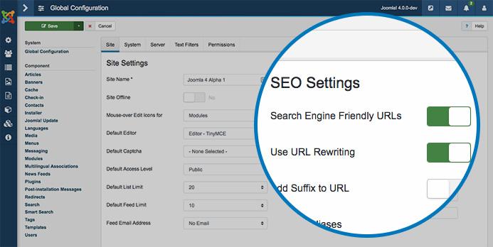 Joomla 4 tutorials: How to remove  index php from URLs