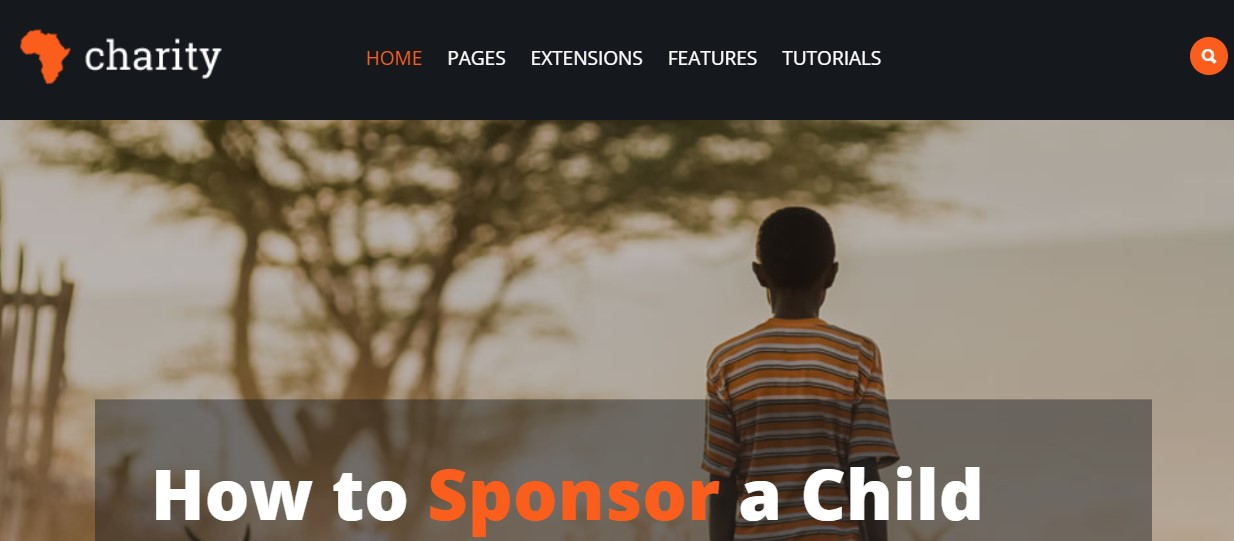 S5 Charity Joomla template upgraded for Joomla 3.9.2