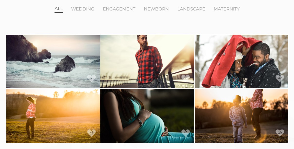 photography Joomla template upgraded for Joomla 3.9.2