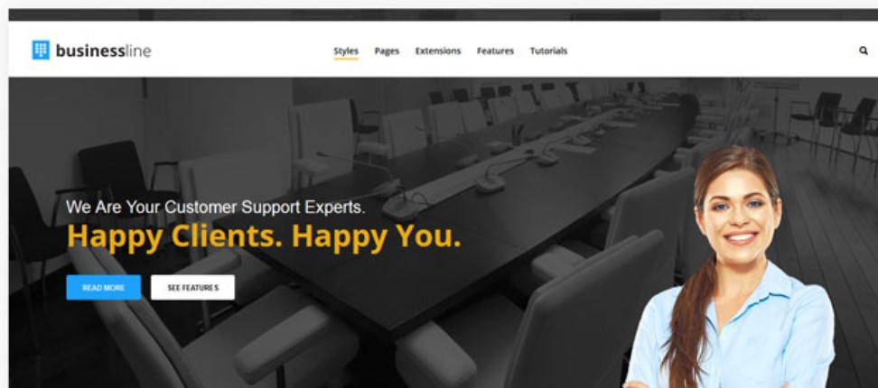 S5 Business Line - Version 1.0.2 Joomla template upgraded for Joomla 3.9
