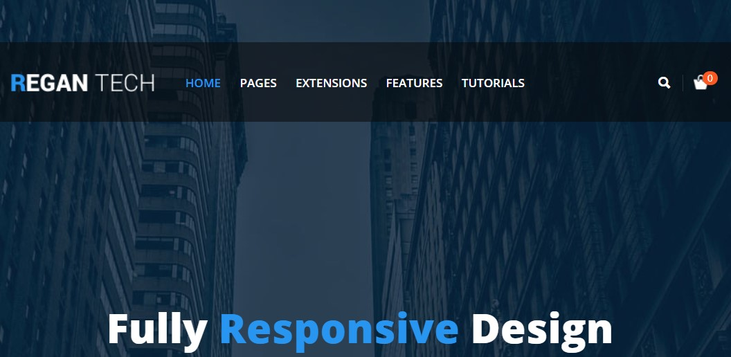 S5 Regan Tech - Version 1.0.2 Joomla template upgraded for Joomla 3.9