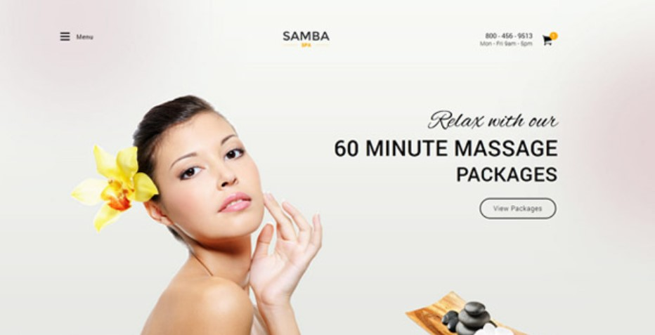 S5 Samba Spa - Version 1.3.2 Joomla template upgraded for Joomla 3.9