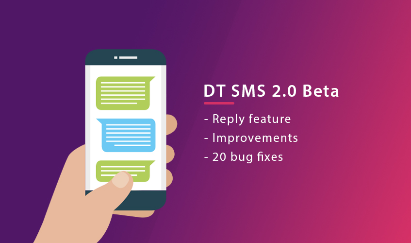DT SMS Preview