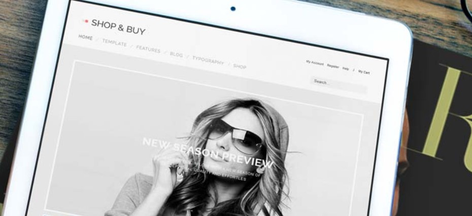 shop joomla template update