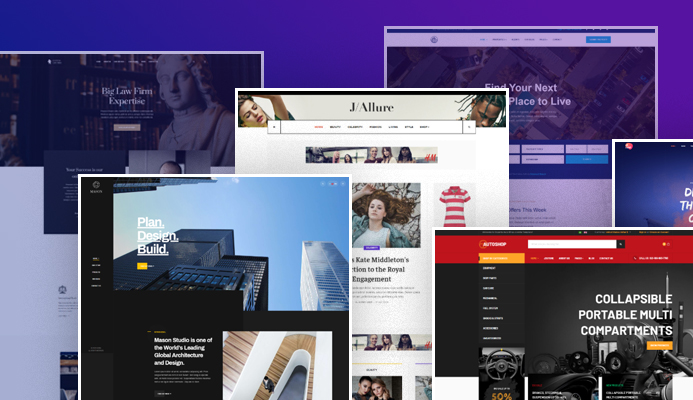 25 Joomla templates updated for Joomla 3.9.15