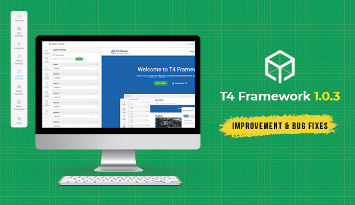 T4 Framework 1.0.3: updated for improvement and bug fixes