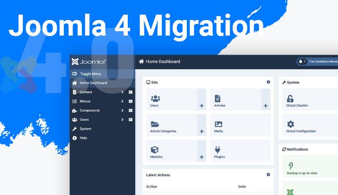 How to migrate Joomla 3 to Joomla 4: step by step tutorial