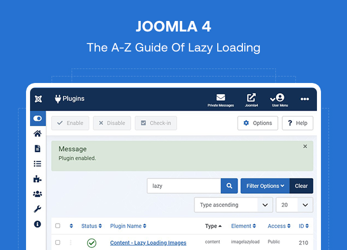 The A-ZGuide Of Lazy Loading In Joomla 4