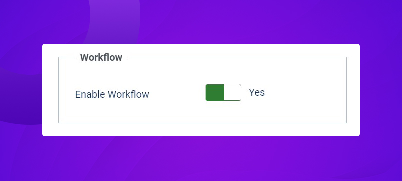 How to use Joomla workflow