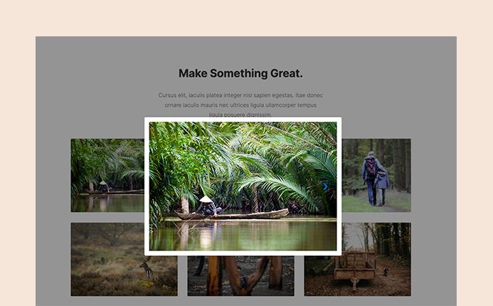 t4 joomla page builder image gallery