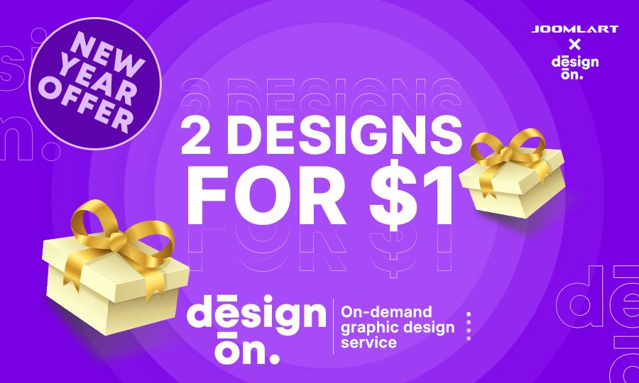 Designon unlimited graphic design service