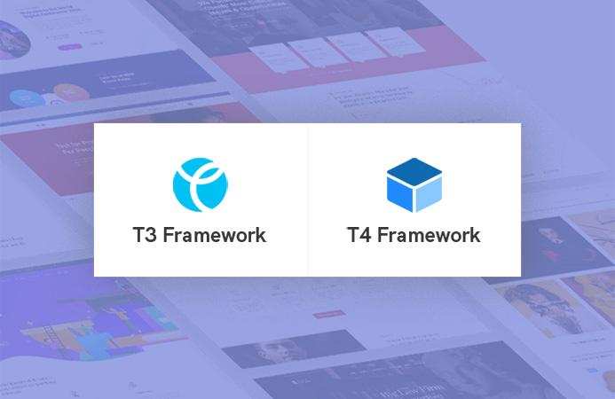 [Update] T4 Framework, T3 Framework, JAEM updated for PHP8 and bug fixes